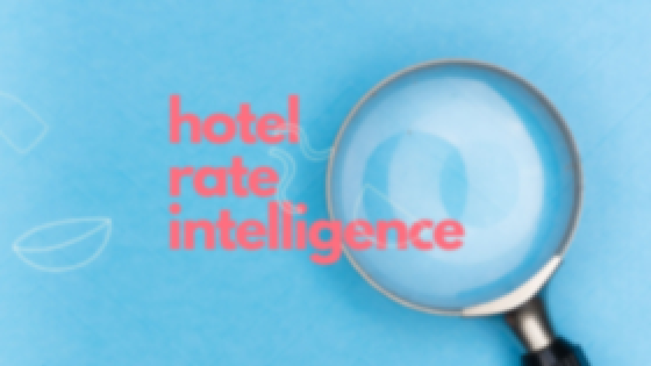 Hotel rate intelligence banner