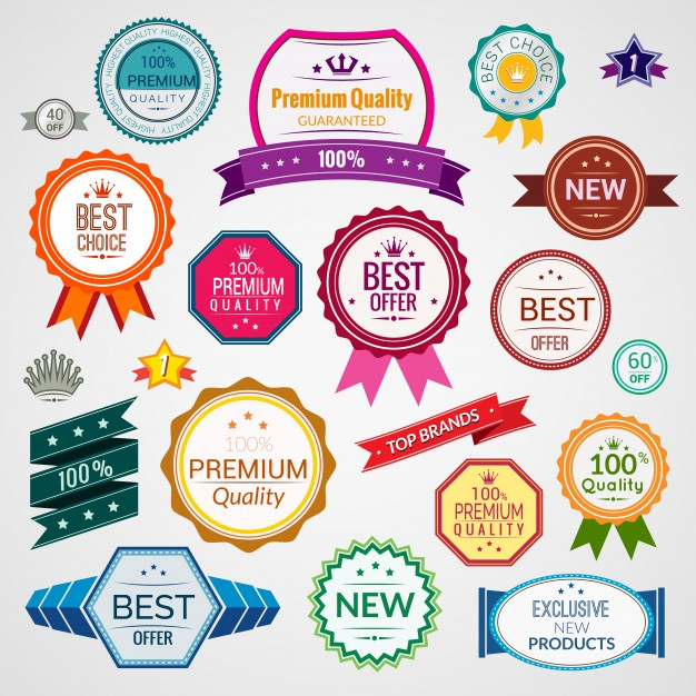 Best price guarantee badges